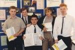 Jason, Scott, John, Darren & Steve c.1988