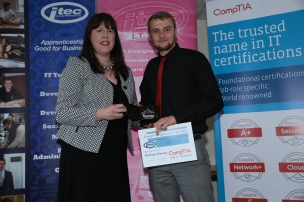 CompTIA runner up 2